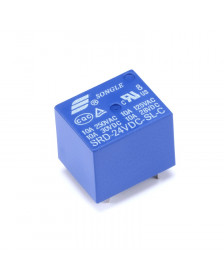 Реле Songle SRD-24VDC-SL-C...