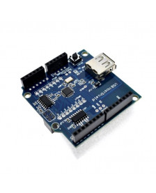 Шилд для Arduino Uno/Mega USB Host Shield 2.0