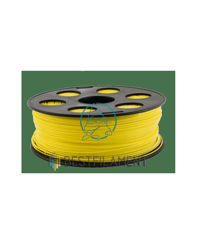 Пластик Bestfilament ABS жёлтый 1.75 мм, 1 кг
